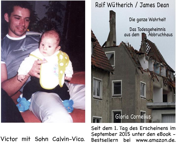 Rolf Wütherich/James Dean: Die ganze Wahrheit